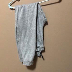 Fashion Nova cuffed sweatpants